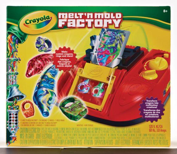Crayola Melt and Mold Factory Product image