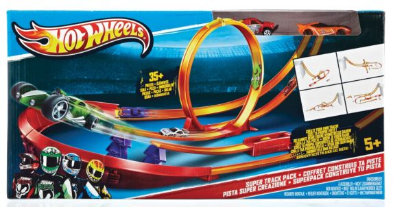 Jeu Hot Wheels Super Track