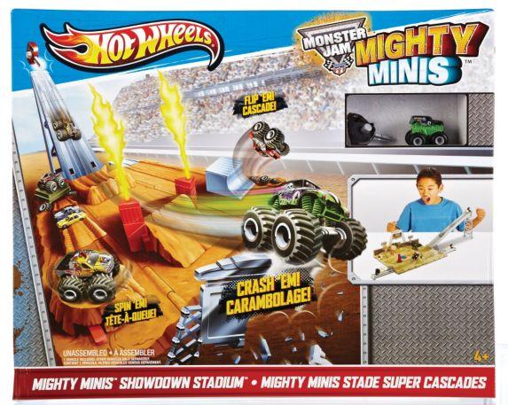 Jeu Hot Wheels Monster Jam Mini Monsters