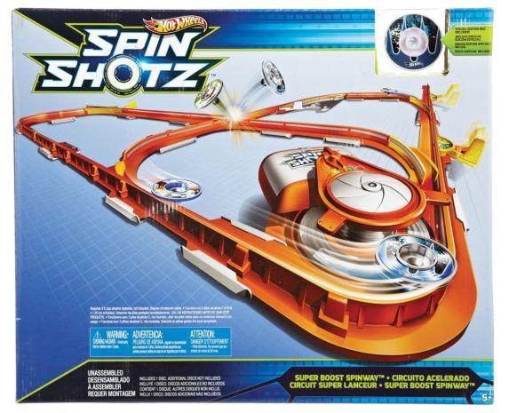 Hot Wheels SpinShotz Set Product image