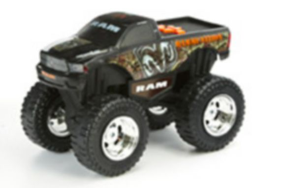 Monster Truck, 10-in Model Product image