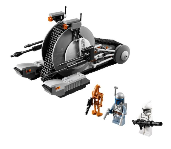 LEGO® Star Wars Clone Turbo Tank, 96-pcs Product image