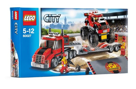 LEGO® High Speed Chase Product image