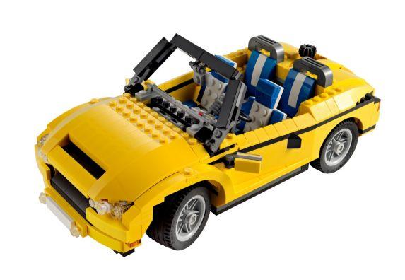 LEGO, Le cabriolet Image de l'article