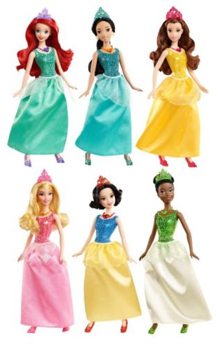 Disney Sparkle Princess Doll