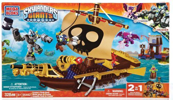 Pirates Skylander Image de l'article