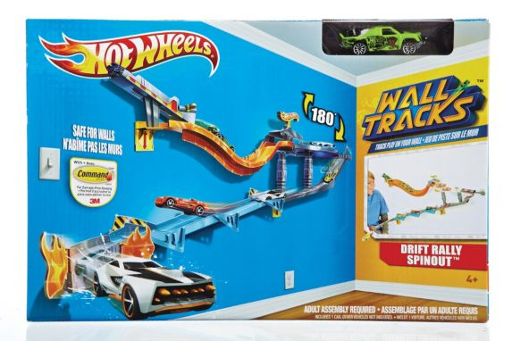 Crayola Hot Wheels Blitz Stunt Truck