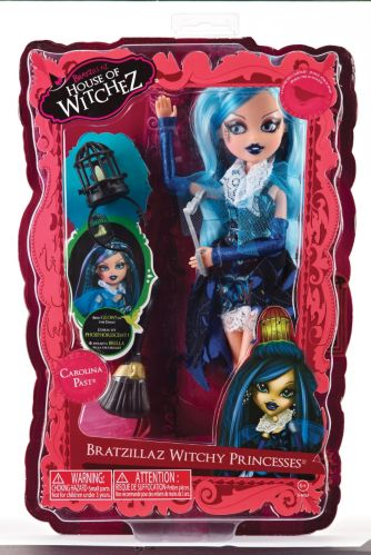 Princesses oubliées Bratzilla Image de l'article