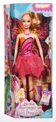 Poupée Barbie Mariposa Image de l'article