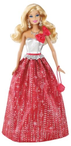 Barbie Holiday Doll Product image