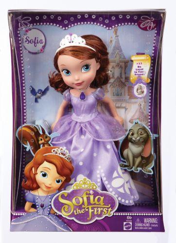 Poupée Princesse Sofia de Disney, 10 po