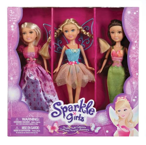 Sparkle Girls, 10.5 in Product image