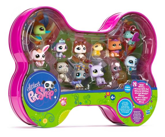 Boîte de collection Littlest Pet Shop Image de l'article