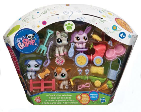 Littlest Pet Shop Country Fair Product image
