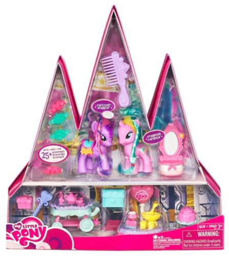 My Little Pony Canterlot Castle