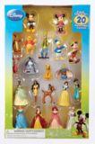 Figurines Disney, 20 pces