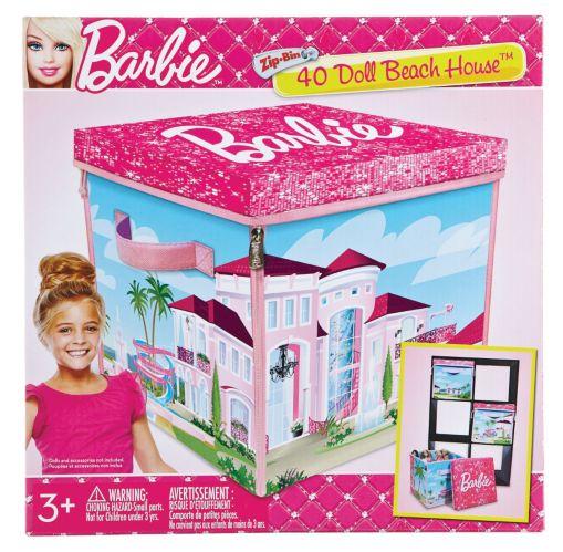 Mallette maison de plage Barbie Image de l'article