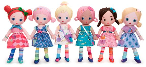 Mooshka Doll, 13-in