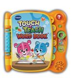 VTech Touch and Teach Word Book | VTechnull