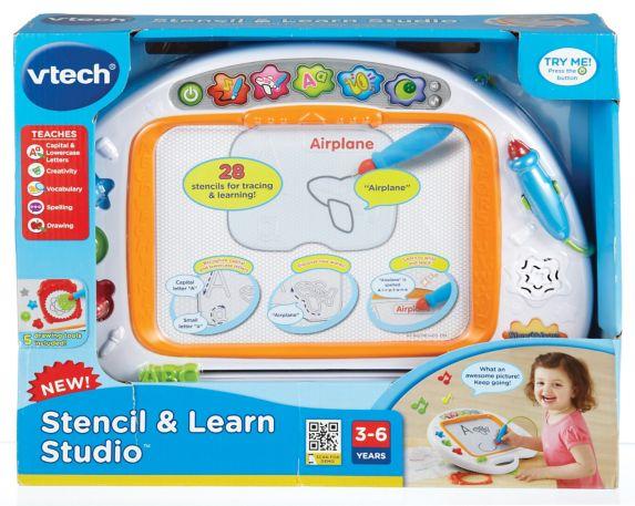Studio pochoir VTech S+L pour apprendre Image de l'article
