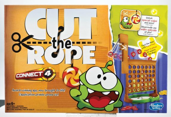Cut The Rope Connect 4 Product image