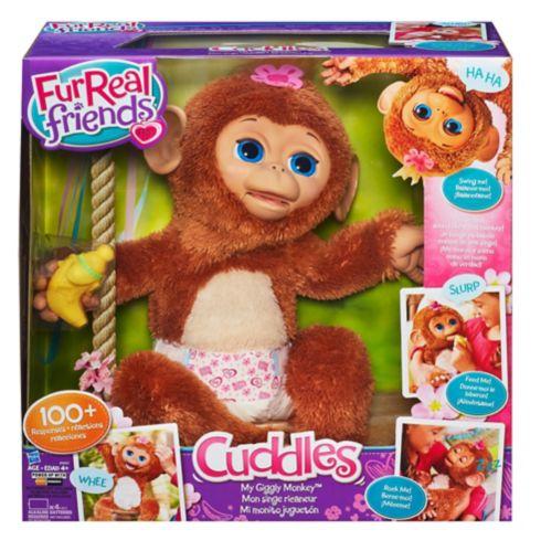 Singe rieur Cuddles FurReal Friends Image de l'article
