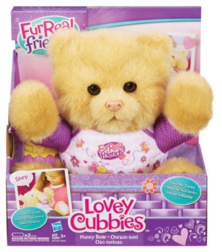 FurReal Friends Cuddly Bear Product image