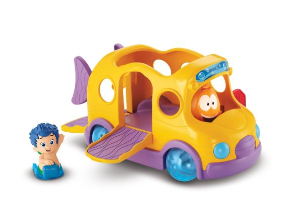 Autobus Bubble Guppies