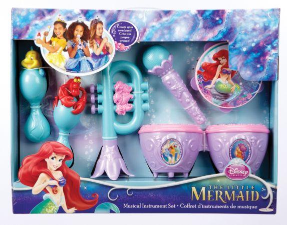 Disney Ariels Musical Instrument Set Product image