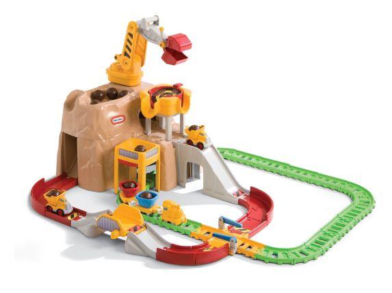 Chemin de fer de construction Big Adventures Image de l'article