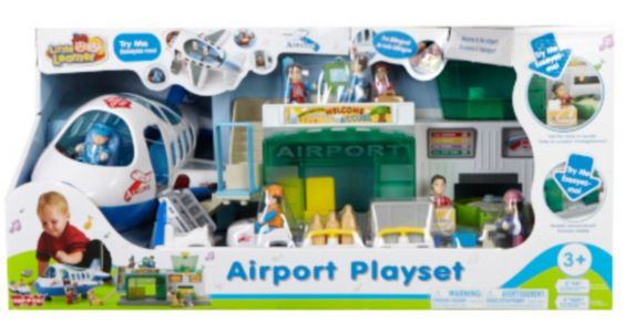 Deluxe Airport Activity Play Set Product image