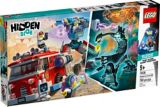 LEGO® Hidden Side Phantom Fire Truck 3000 - 70436 | Legonull