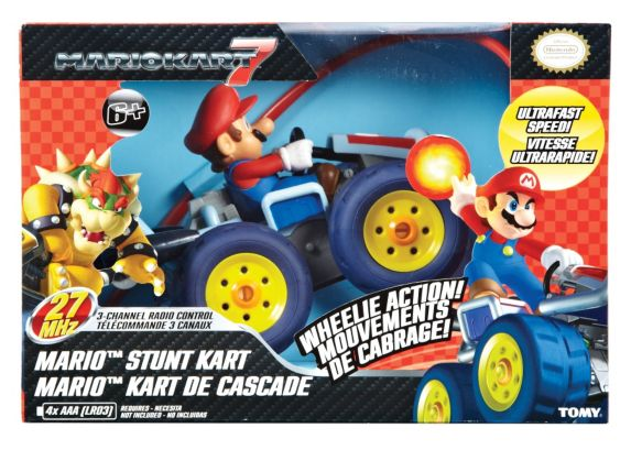 Mario Kart 7 Micro Drive