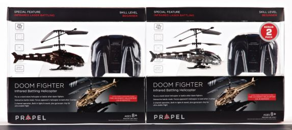 Doom Fighters, 2-pk Product image