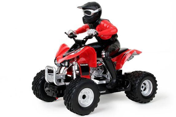 1:20 Scale RC FF Kawasaki Play Set ATV