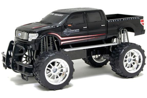 Jeep ou Harley 4 portes téléguidé 9,6 V à l'échelle 1:8 Image de l'article