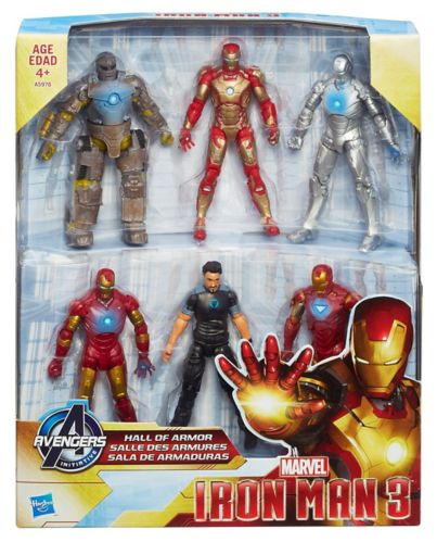 Iron Man Hall of Armor Collector's Pack Product image