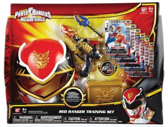 Power Ranger Basic Training Set Product image