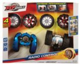 RC Fly Wheels Car with 6 Wheels | XPVnull