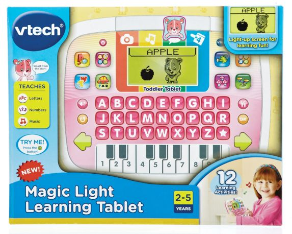 Magic Light Tablet