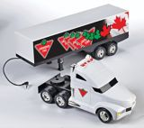 Canadian Tire Transport Truck, 24-in