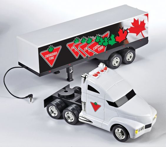 Canadian Tire Transport Truck, 24-in Product image