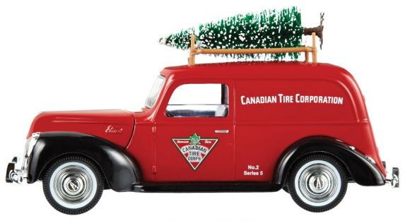 Canadian Tire Collectible Delivery Truck Product image