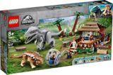 LEGO<sup>MD</sup> Monde jurassique, Indominus Rex contre Ankylosaure | Legonull