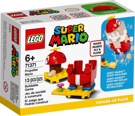 LEGO® Super Mario Propeller Mario Power-Up Pack - 71371 Product image