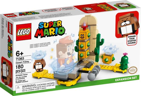 LEGO<sup>MD</sup> Super Mario Ensemble d'extension Desert Pokey – 71363