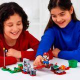 LEGO<sup>MD</sup> Super Mario Ensemble d'extension Whomp's Lava Trouble – 71364 | Legonull
