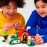 LEGO<sup>MD</sup> Super Mario Ensemble d'extension Mario's House & Yoshi – 71367 | Legonull