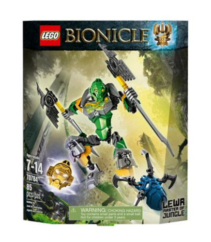 LEGO Bionicle, Kopaka Maître de la glace, 97 pièces Image de l'article