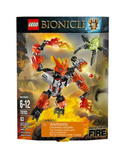 LEGO® Bionicle Protector of Earth, 66-pcs Product image